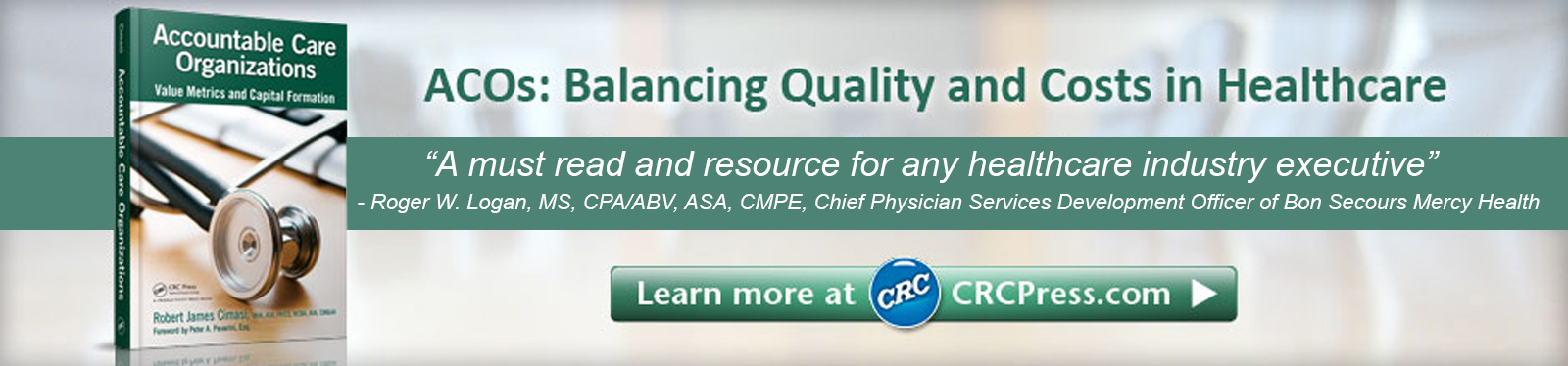 Accountable Care Organizations Banner