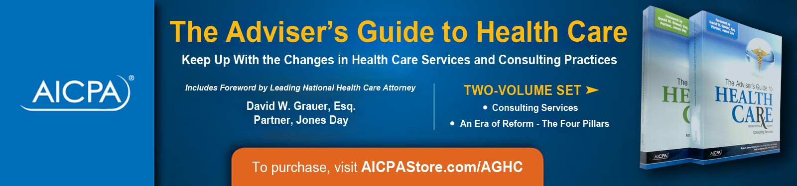 Advisor's Guide to Healthcare Banner