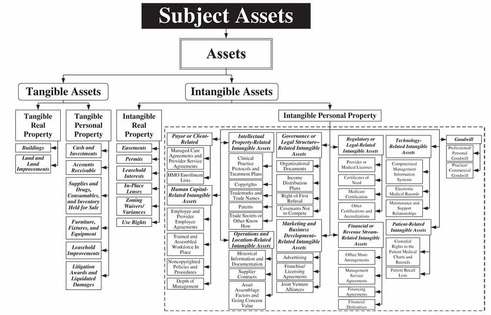 Subject Property Interests - Assets